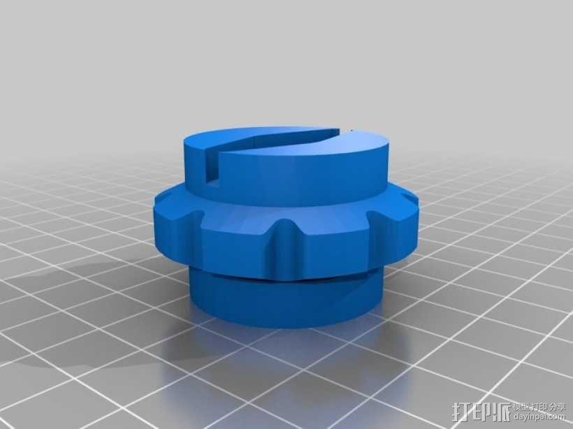挖掘机 3D模型  图15