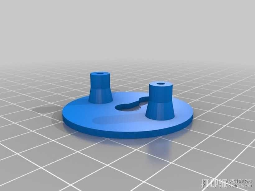 挖掘机 3D模型  图18