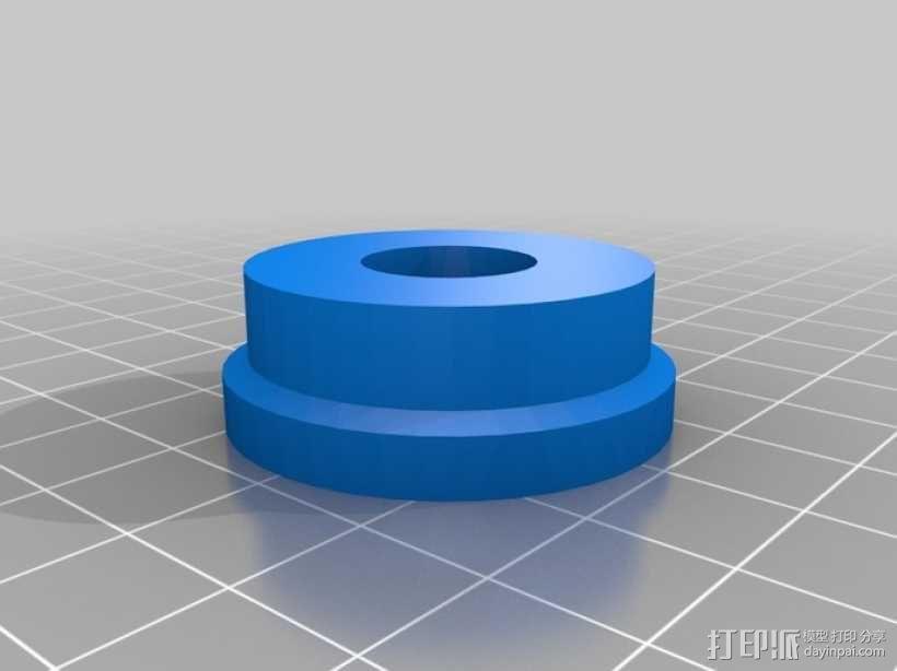 挖掘机 3D模型  图20