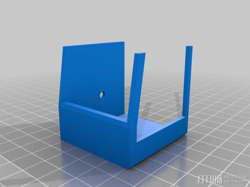 挖掘机 3D模型  图21