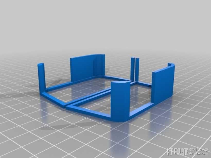 挖掘机 3D模型  图22