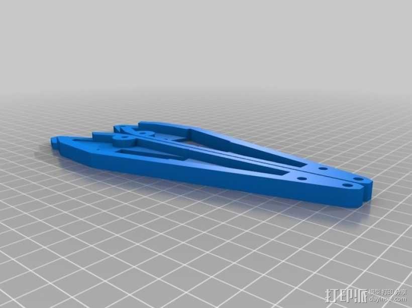 挖掘机 3D模型  图23