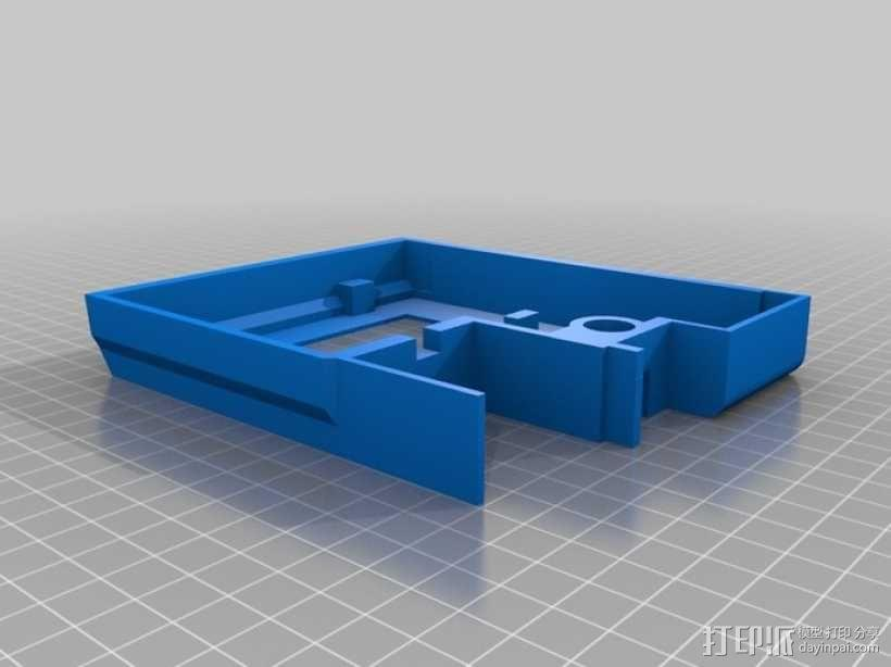 挖掘机 3D模型  图25
