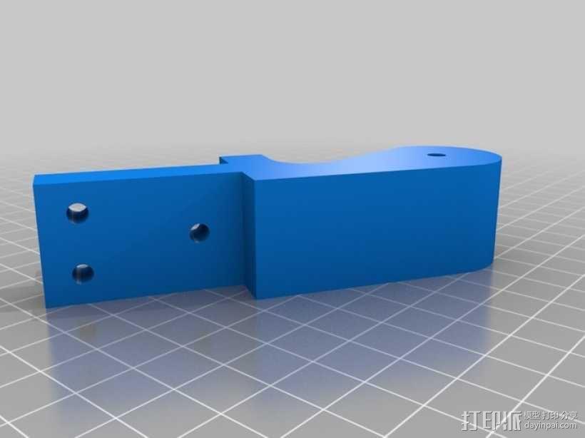 挖掘机 3D模型  图27