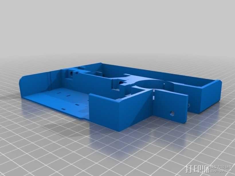 挖掘机 3D模型  图26