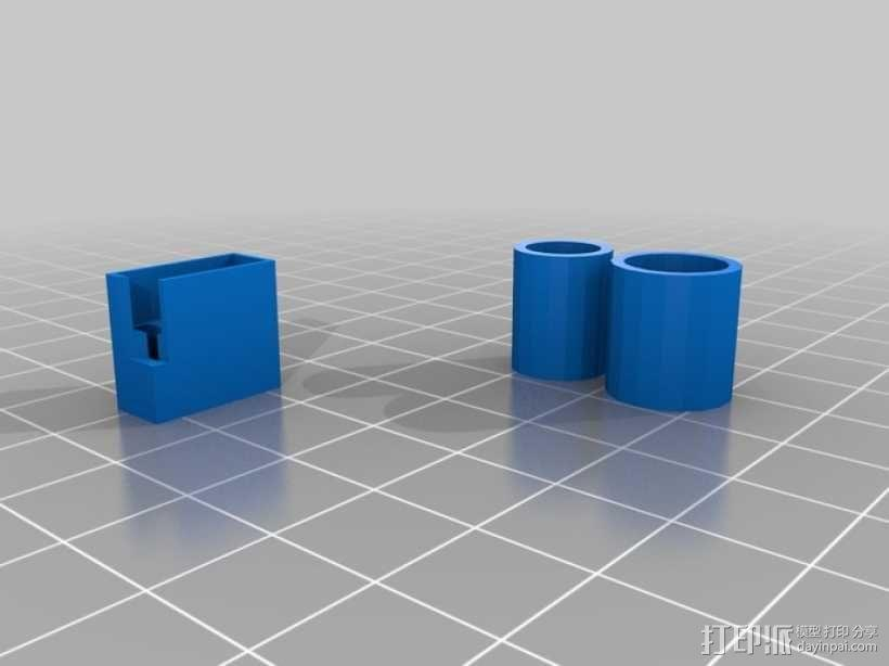 Arduino Esplora电路板外壳 3D模型  图10