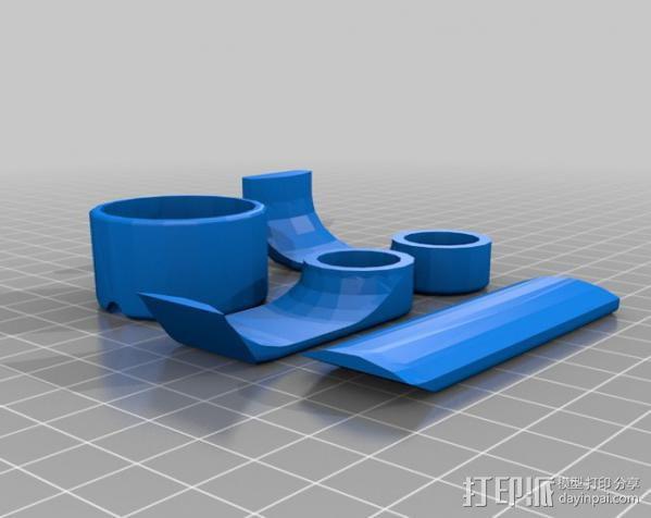 VirtuStick 3D扫描仪 3D模型  图3