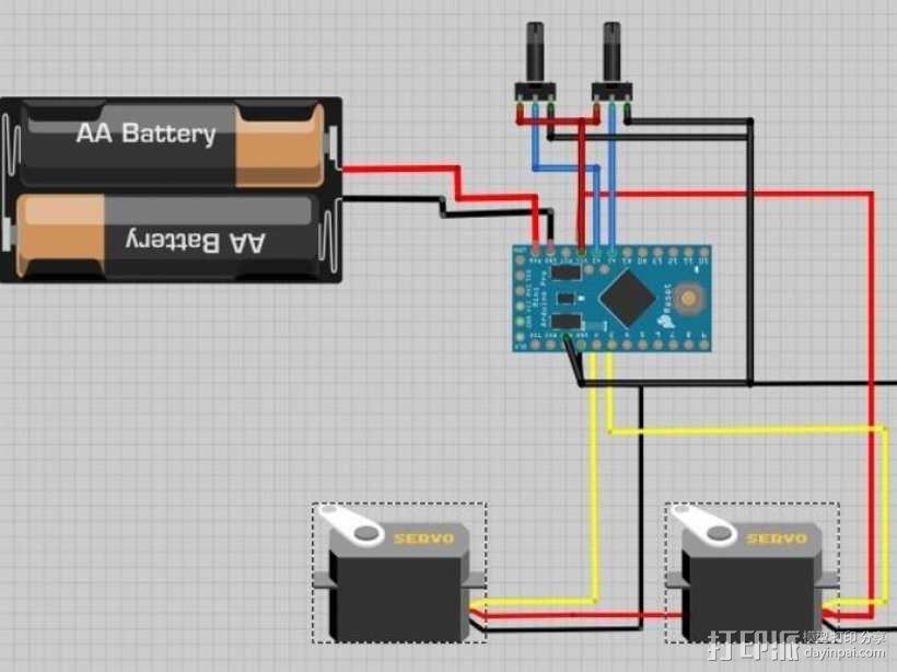VirtuStick 3D扫描仪 3D模型  图12
