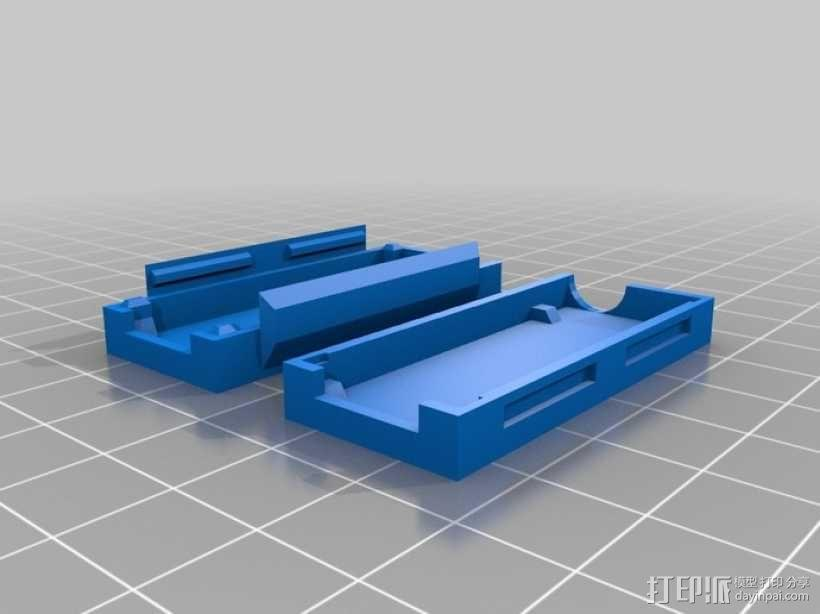 3DR Radio固件 外壳 3D模型  图2