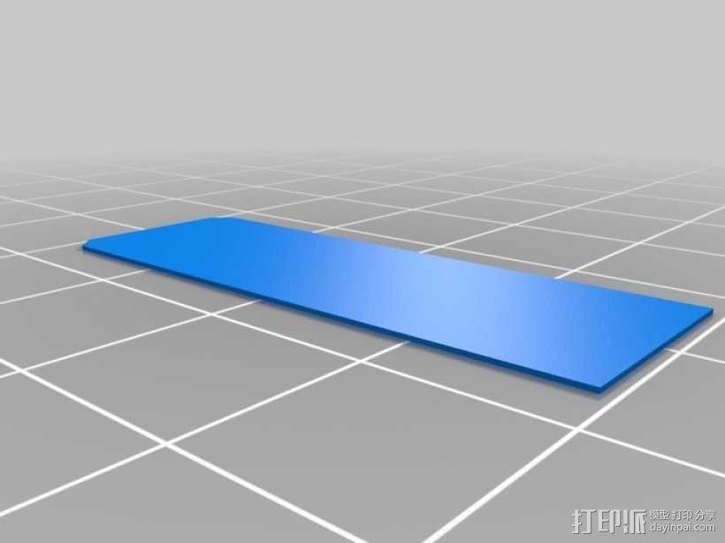 鸭鸣器 3D模型  图3