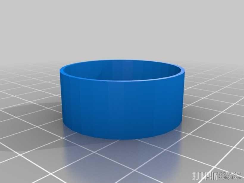 鸭鸣器 3D模型  图5