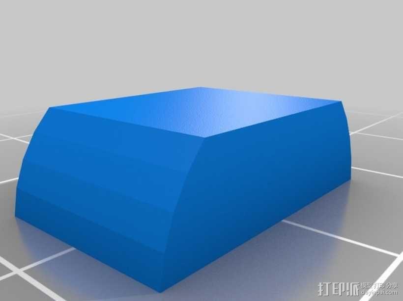 鸭鸣器 3D模型  图4