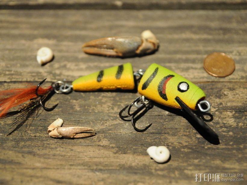鱼漂 3D模型  图6