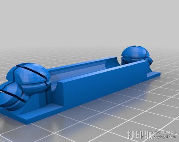 3D打印的电路板 3D模型  图7