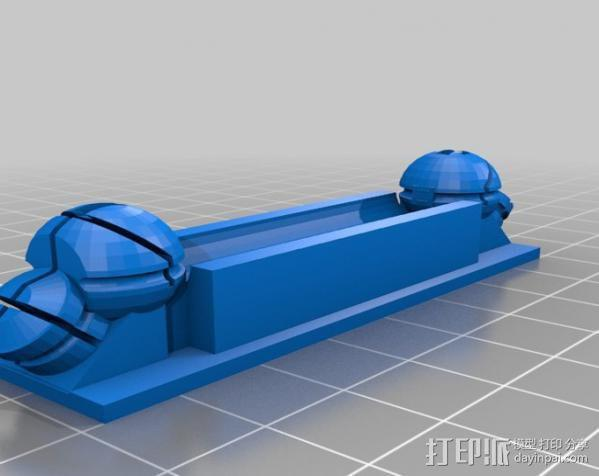 3D打印的电路板 3D模型  图8