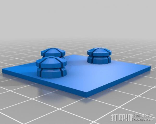 3D打印的电路板 3D模型  图10