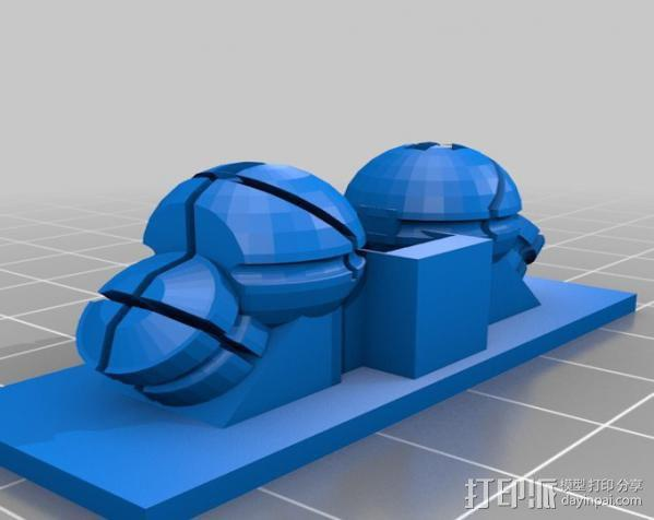 3D打印的电路板 3D模型  图11