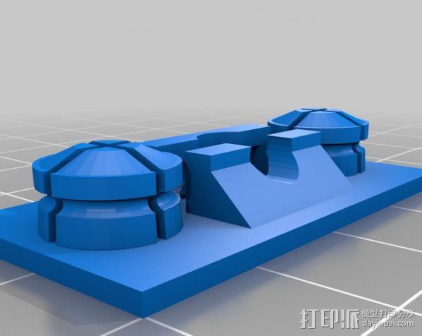 3D打印的电路板 3D模型  图12