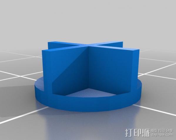3D打印的电路板 3D模型  图13