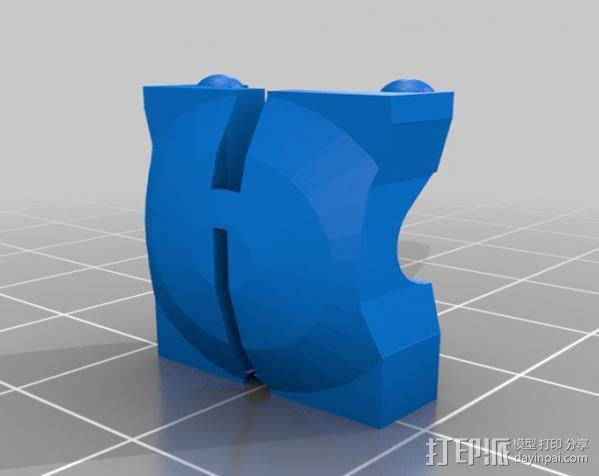 3D打印的电路板 3D模型  图14