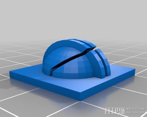 3D打印的电路板 3D模型  图15