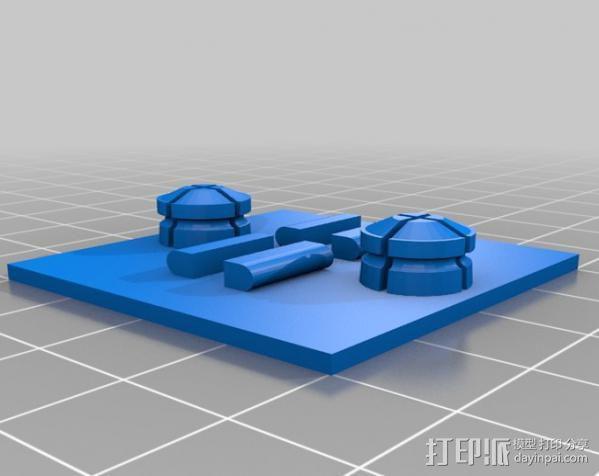 3D打印的电路板 3D模型  图16