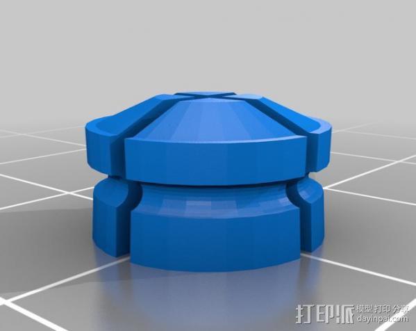 3D打印的电路板 3D模型  图18
