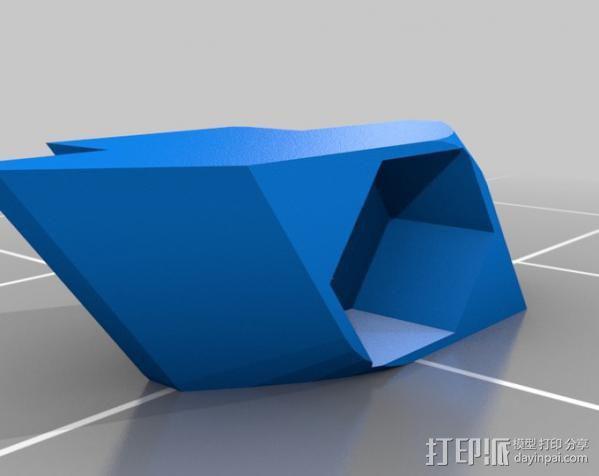 T形槽螺母  3D模型  图6