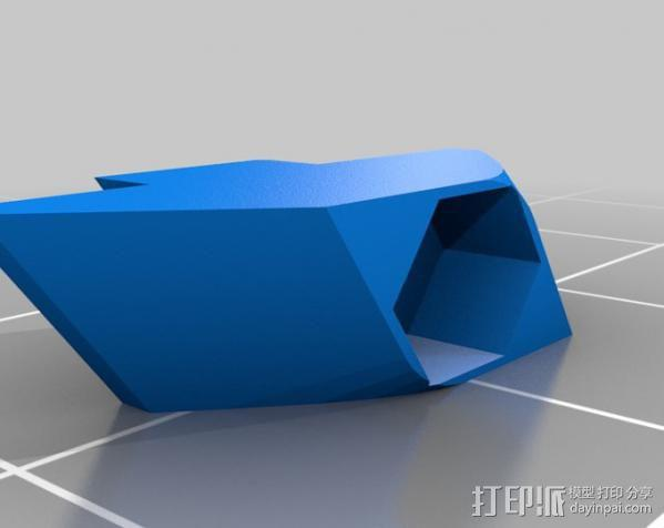 T形槽螺母  3D模型  图7