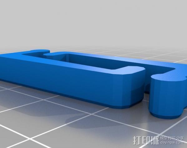 PCB虎钳夹 3D模型  图6