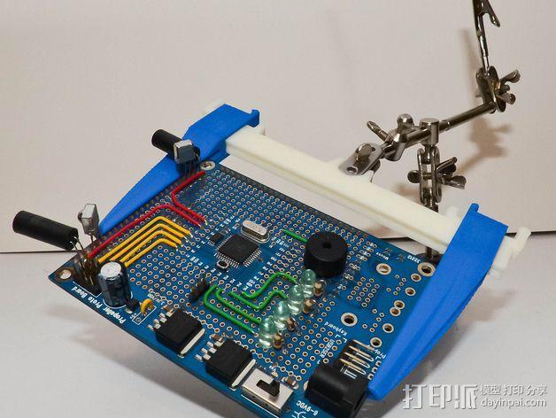 PCB虎钳夹 3D模型  图8