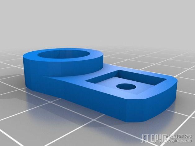 伺服器 3D模型  图7
