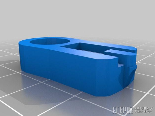 伺服器 3D模型  图8