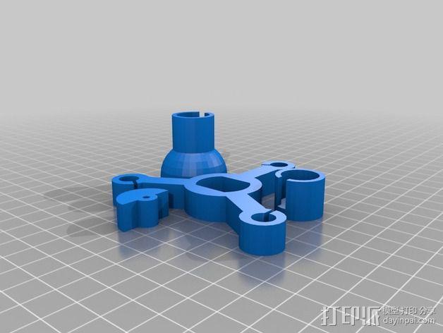ArtisBot机器人 3D模型  图1