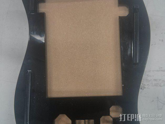 Tilda mke电子徽章外壳 3D模型  图10