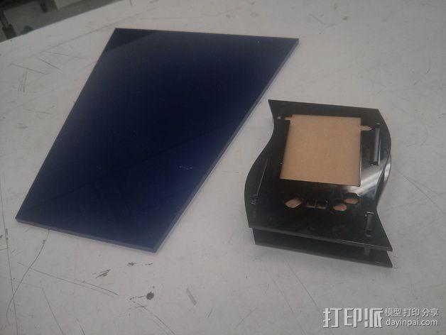 Tilda mke电子徽章外壳 3D模型  图16