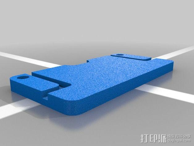 三轴飞行器 3D模型  图3