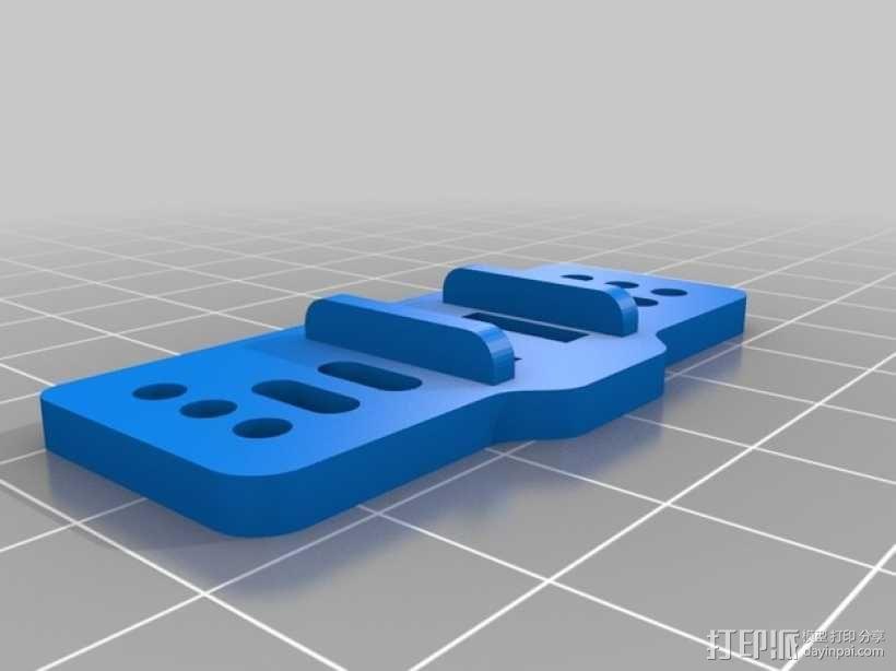 迷你180四轴飞行器 3D模型  图12