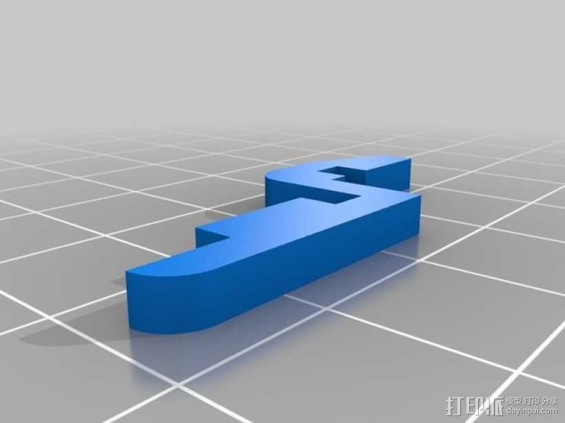 迷你180四轴飞行器 3D模型  图14