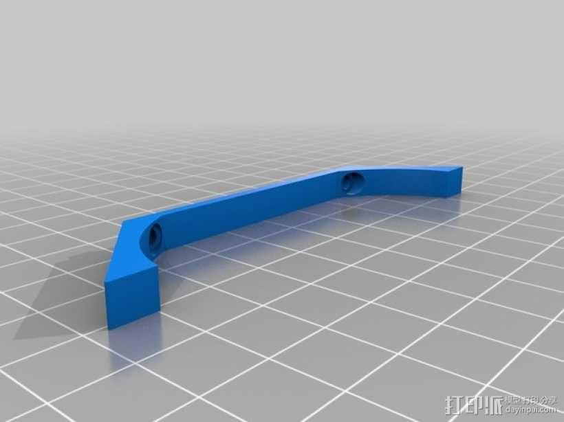 迷你180四轴飞行器 3D模型  图17