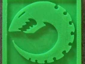 泰伦虫族 图标 3D模型