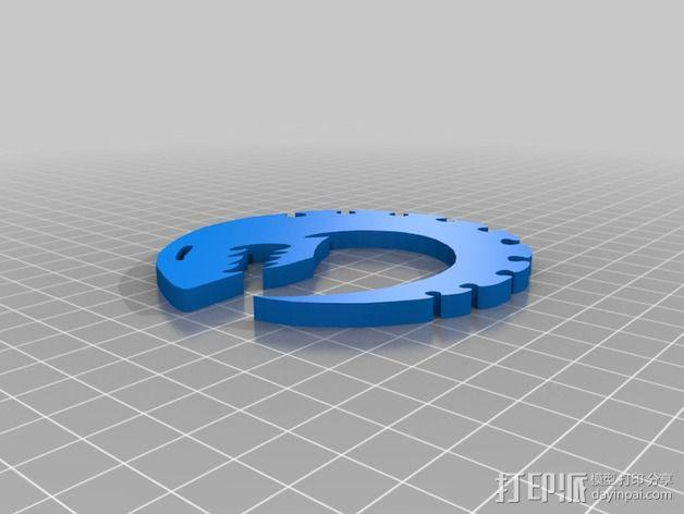 泰伦虫族 图标 3D模型  图2