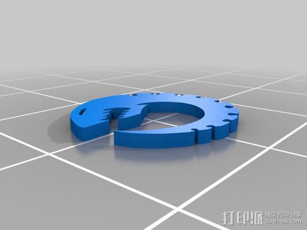 泰伦虫族 图标 3D模型  图5