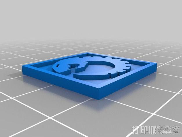 泰伦虫族 图标 3D模型  图6
