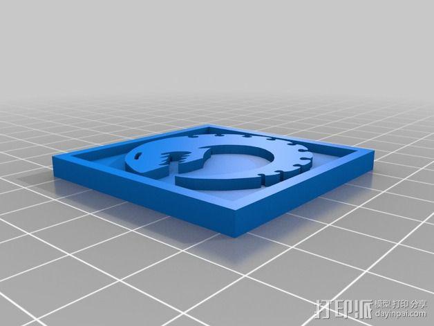 泰伦虫族 图标 3D模型  图10