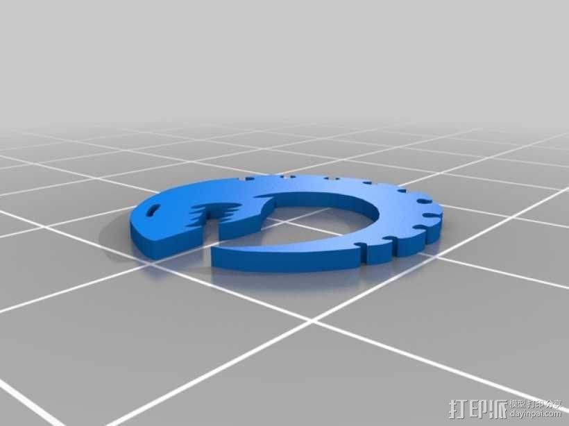 泰伦虫族 图标 3D模型  图12
