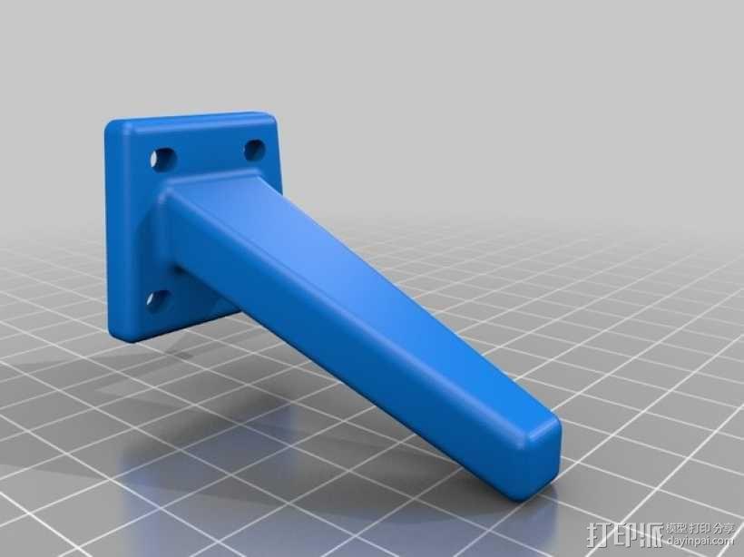 起落架  3D模型  图2