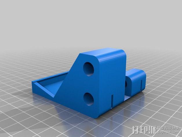 激光雕刻机  3D模型  图2