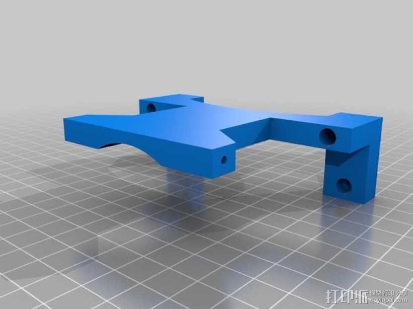 简易机器人头部 3D模型  图6