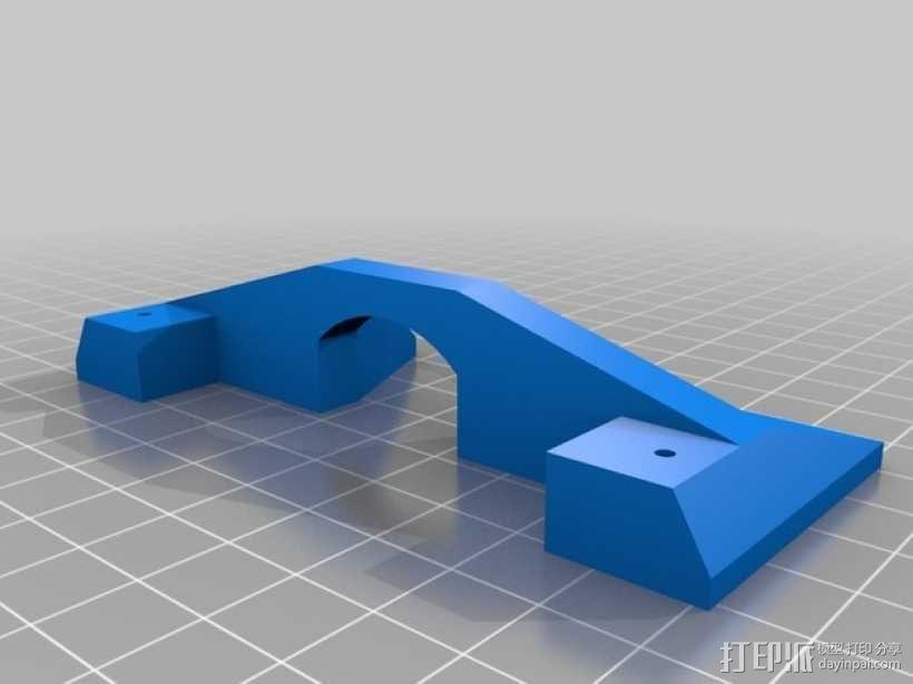 简易机器人头部 3D模型  图10